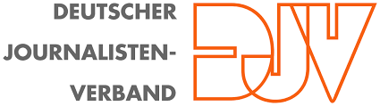 Logo Deutscher Journalisten Verband